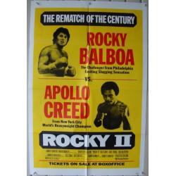 Rocky 2 (Boxing match style)