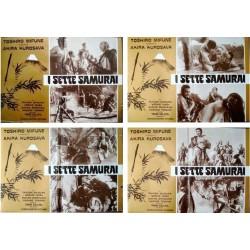 Seven Samurai (Fotobusta...