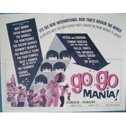 Go Go Mania (half sheet)