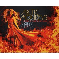 Arctic Monkeys: Seattle 2014