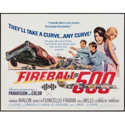 Fireball 500 (half sheet)
