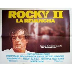 Rocky 2 (Half sheet US...