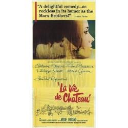 Vie de chateau (3 sheet)