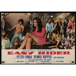 Easy Rider (fotobusta UK 4)