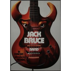 Jack Bruce Band: German...