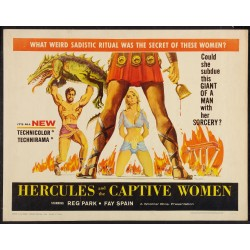 Hercules And the Captive...