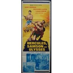 Hercules Samson and Ulysses...