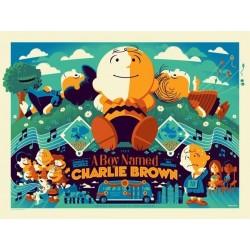 Boy Named Charlie Brown...