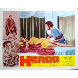 Herod The Great (lobby cards)