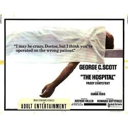 Hospital (half sheet)