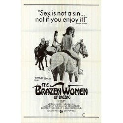 Brazen Women Of Balzac...