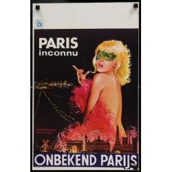 Paris inconnu (Belgian)
