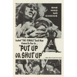 Put Up Or Shut Up - Sabaleros