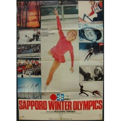 Sapporo Winter Olympics...