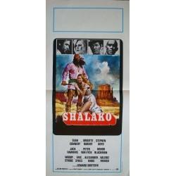 Shalako (Locandina)