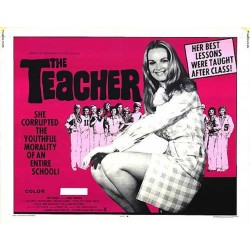 Teacher (Half sheet)