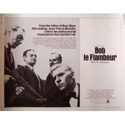 Bob le flambeur (half sheet)