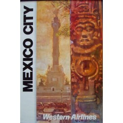 Western Airlines Mexico (1979)