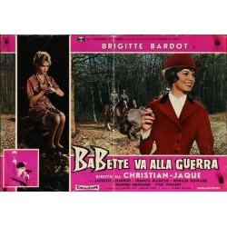 Babette s'en va t'en guerre...