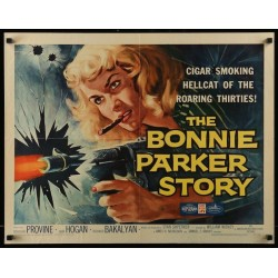 Bonnie Parker Story (half...