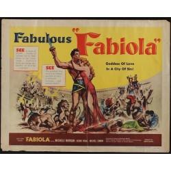 Fabiola (half sheet)