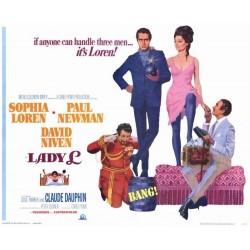 Lady L (Half sheet style B)