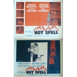 Hot Spell (half sheet set...