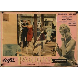 Parisienne (Fotobusta 1)
