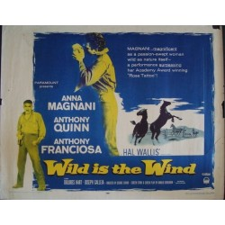Wild Is The Wind (half sheet)