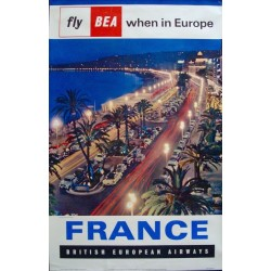 BEA France - Nice (1964)