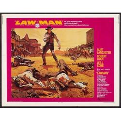 Lawman (Half sheet)