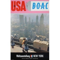 BOAC USA - New York (1961)