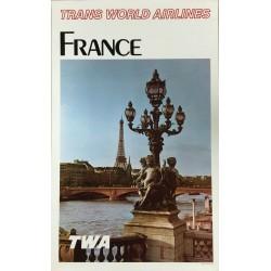 TWA France - Paris (1965)