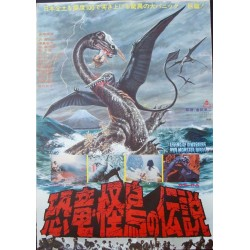 Legend Of Dinosaurs And...