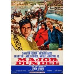 Major Dundee (Italian UK 1F)