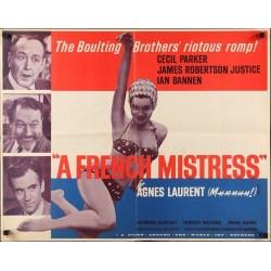 French Mistress (half sheet)