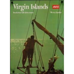 Avis - Virgin Islands (1980)