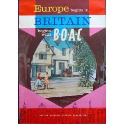 BOAC Europe Begins In...