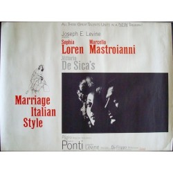 Marriage Italian Style...