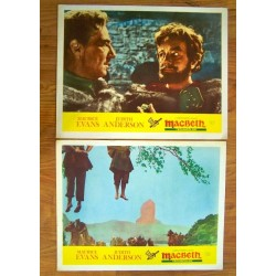 Macbeth (lobby cards)