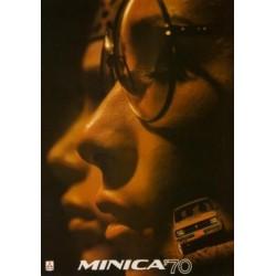 Mitsubishi Minica (Japanese)