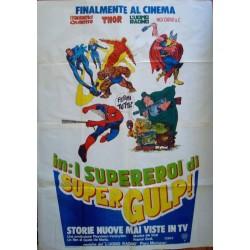 Supergulp: The Superheroes...