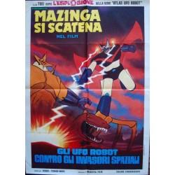 Great Mazinger (Italian 2F)