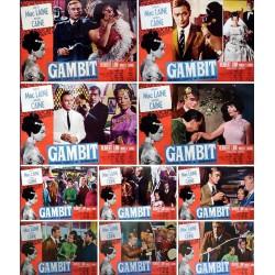 Gambit (fotobusta set of 10)