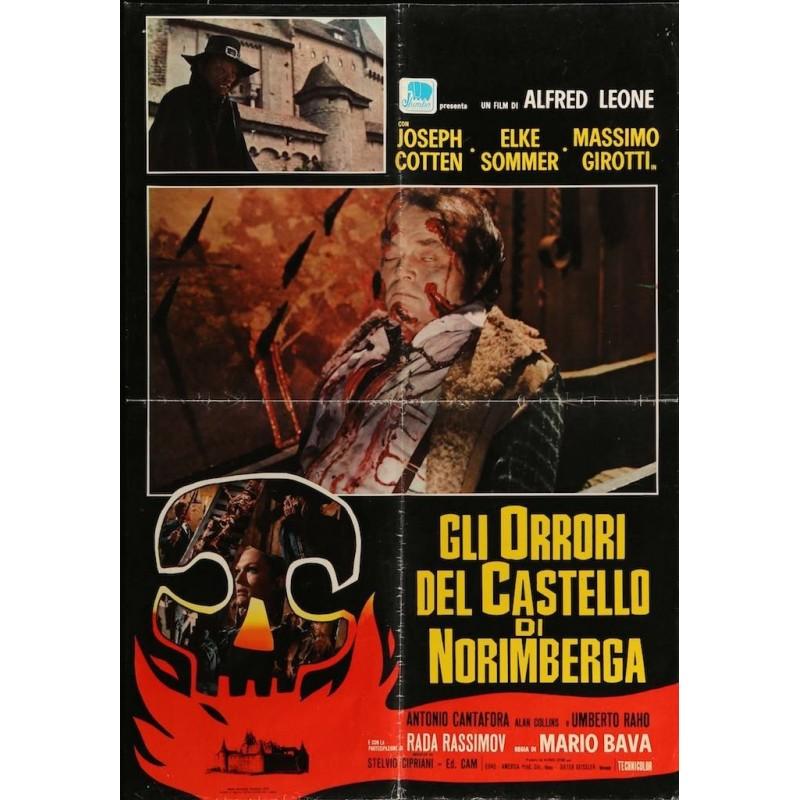 Baron Blood (Italian 1F)