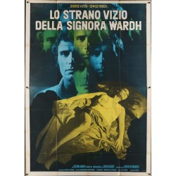 Blade Of The Ripper (Italian 4F)