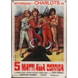 Charlots font l'Espagne (Italian 2F)