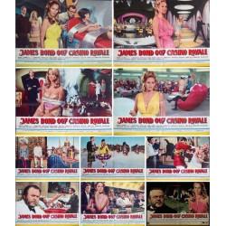 Casino Royale (fotobusta set of 10)