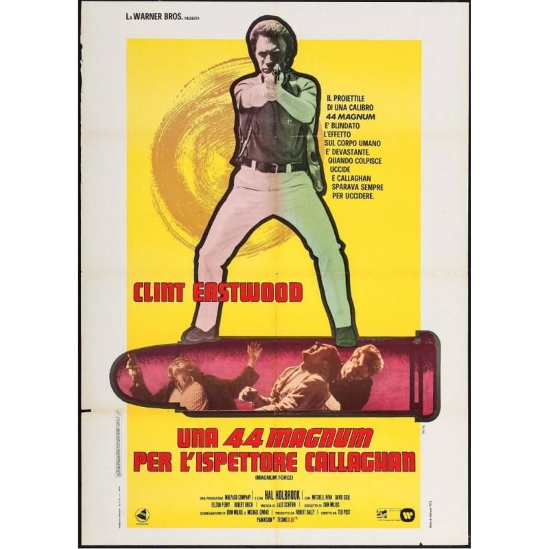 Magnum Force (Italian 2F)