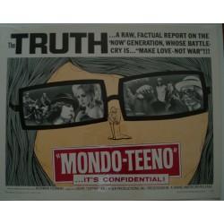 Mondo Teeno (half sheet)